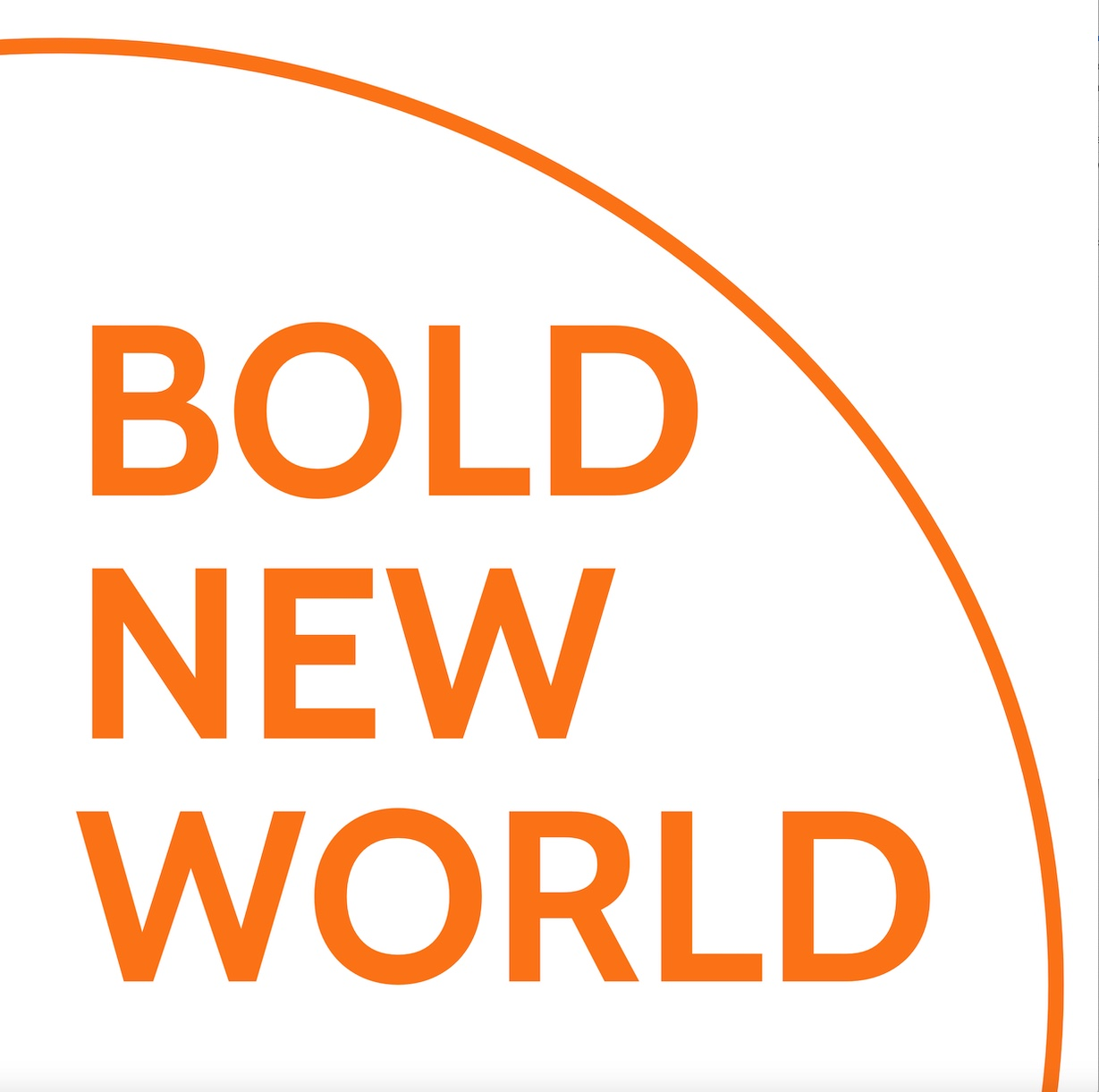 Bold New World Original Logo