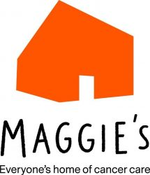 Maggie's charity logo